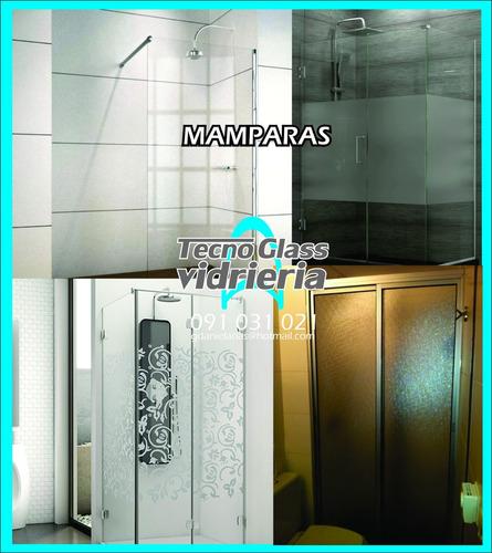 vidreria, aberturas en alumino, mamparas, blindex, espejos.