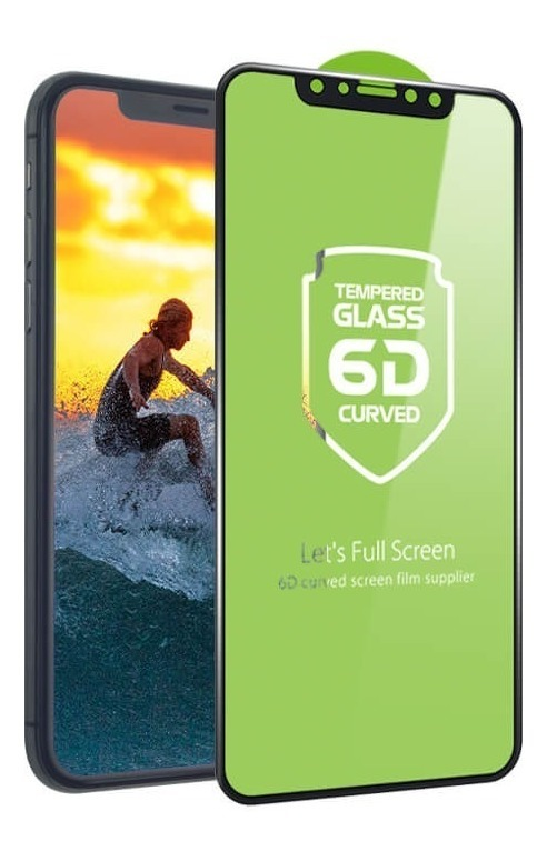 0f5a7206668 Vidrio Protector Templado 6d Curvo iPhone 6 6s 6 Plus ® Ty - $ 389 ...