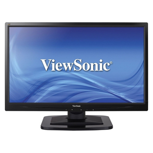 viewsonic - led-backlit lcd monitor - 24