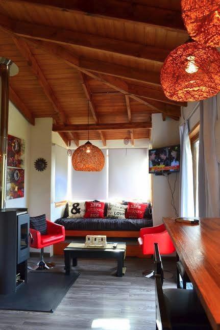 villa serrana /// alquiler /// por dia /// hermosa cabaña