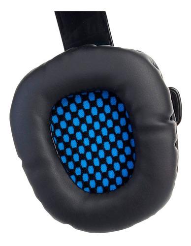 vincha auricular gamer xenex ghp01 con microfono f21 dimm