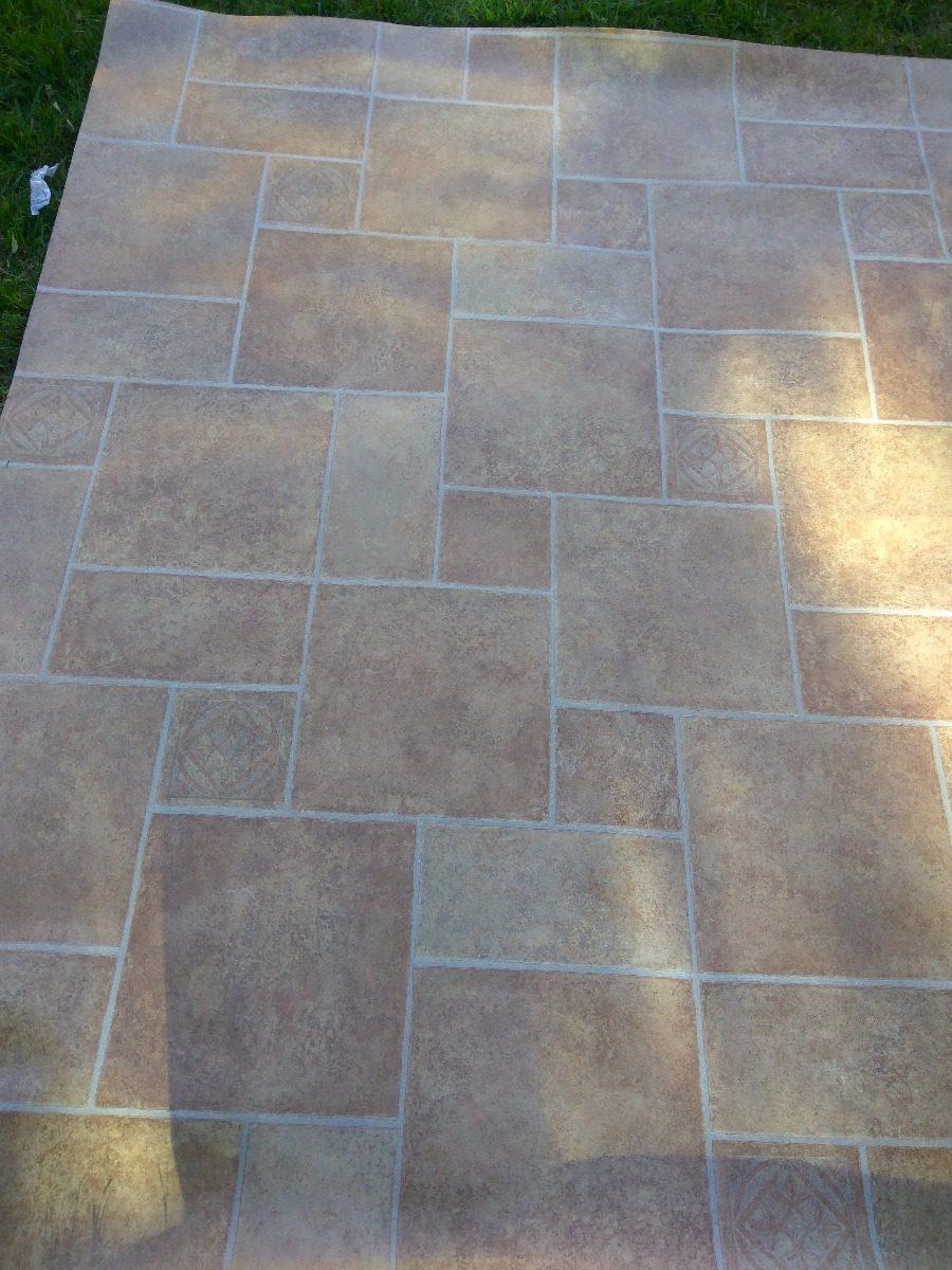 Vinilico para piso o pared sin uso 500 00 en mercado libre - Vinilico para paredes ...