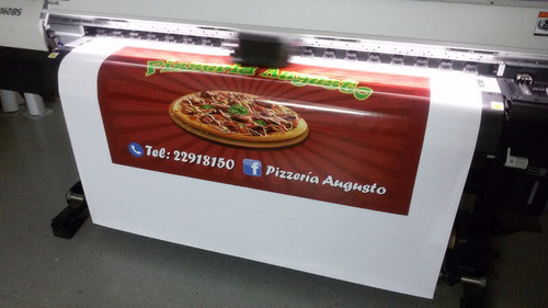 vinilo impreso - impresión digital - impresión carteles