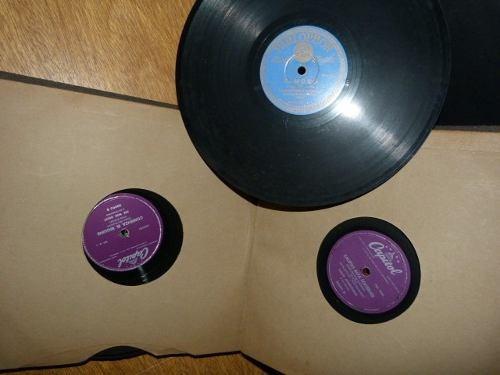 vinilo pasta discos