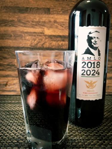 vino amlo 2018-2024