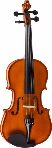 violin valencia v160 1/4 incluye estuche arco resina