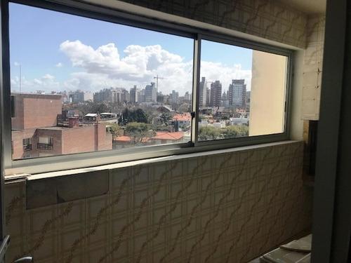 vista al mar. 4 dormitorios + servicio. terrazas. parrillero