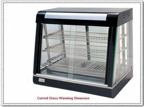 vitrina de calor sobre mostrador largo 600 mm mod vceiv 1