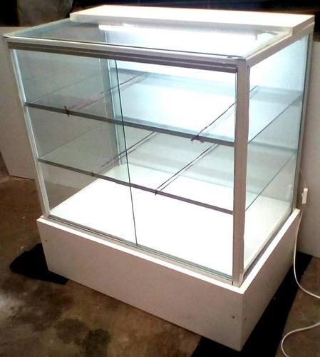 vitrina mostrador, exhibidor. elegante y moderna.