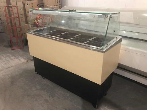 vitrina para helados usada