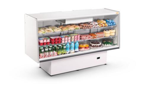 vitrina refrigerada mostrador refrimate 1.80 mts. equiparte.