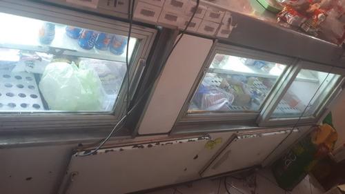 vitrina refrigerada nieto