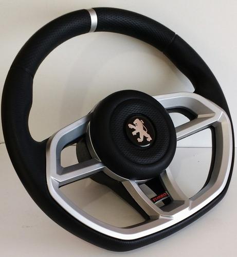 volante gti peugeot 206 106 306 207 307 +masa, regalo