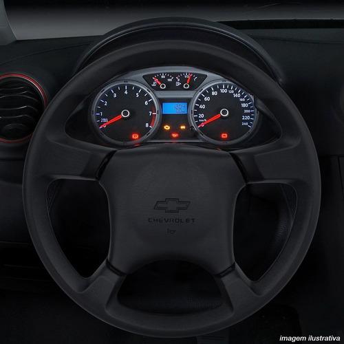 volante s10  modelo original negro chevrolet