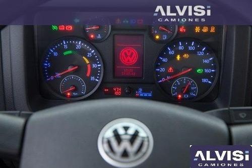 volkswagen 10-160 a/a c/furgón de fábrica entrego hoy + iva