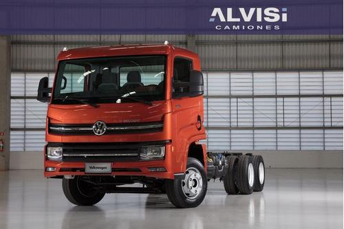volkswagen 13-180 camión delivery carga 9.5 ton. + iva