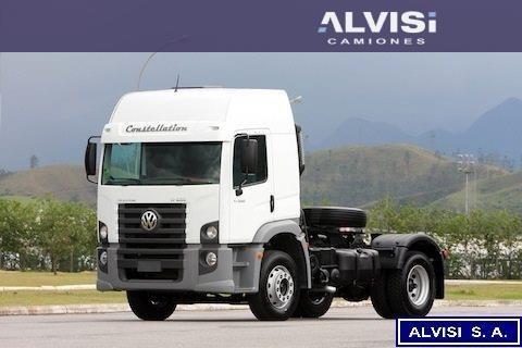 volkswagen 17-250 constellation tractor precio sin iva