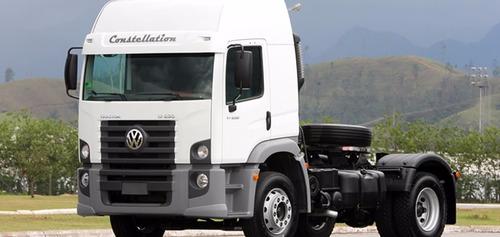 volkswagen 17-250 tractor constellation euro 3 0km