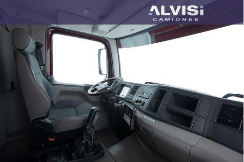 volkswagen 17-280 tractor eje sencillo 280 hp + iva