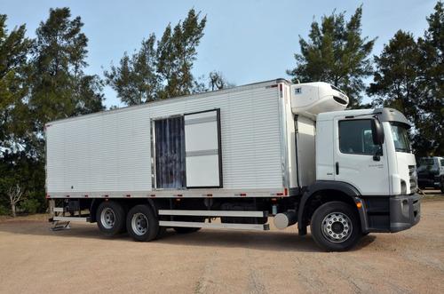 volkswagen 23-230 constellation furgon frigorifico