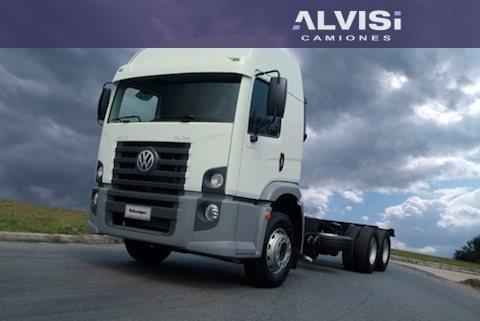 volkswagen 24-280 constellation techo alto doble eje + iva