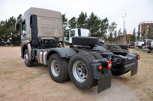 volkswagen 25-420t 6x2 vtronics (automatizado)