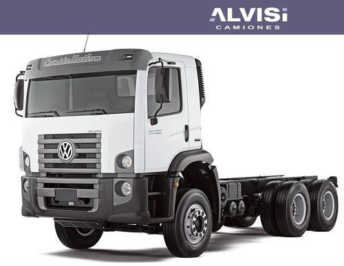 volkswagen 26-280 constellation 6x4 280hp + iva