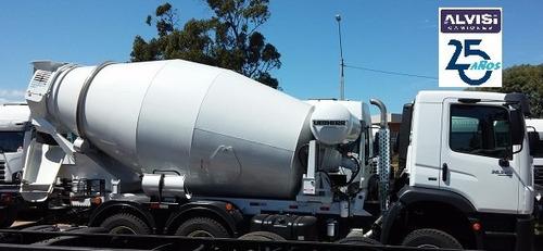 volkswagen 26.280 mixer 6x4 280hp 0km