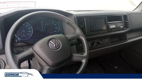 volkswagen 6-160 delivery chasis 2018 0km