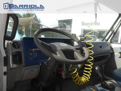 volkswagen 8-120 d/e furgon 2011 excelente- barriola