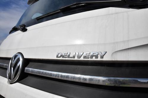 volkswagen 9-170 delivery 4x2 con carrocería de auxilio