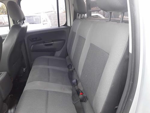 volkswagen amarok 2.0 cd tdi 163cv 4x2 trendline 2t2 2012