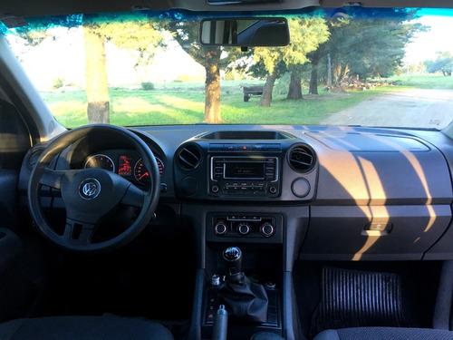 volkswagen amarok 2.0 tsi  2014 impecable