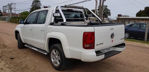 volkswagen amarok 2.0 tsi - financio / permuto