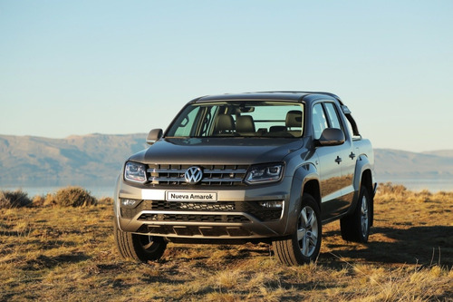 volkswagen amarok 2.0 tsi  highline 4x2 manual 0km 2019