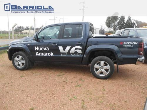 volkswagen amarok nafta 2.0 tsi 2018- barriola