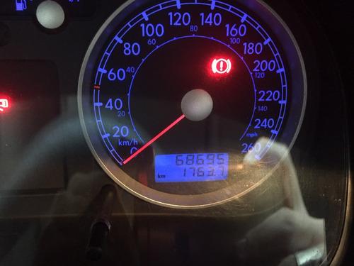 volkswagen bora motor 2.0 2011 negro 5 puertas