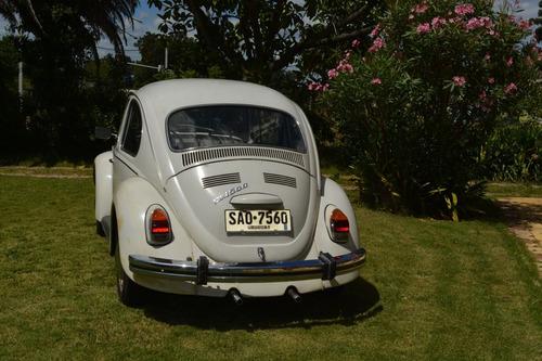 volkswagen escarabajo alemán 1970