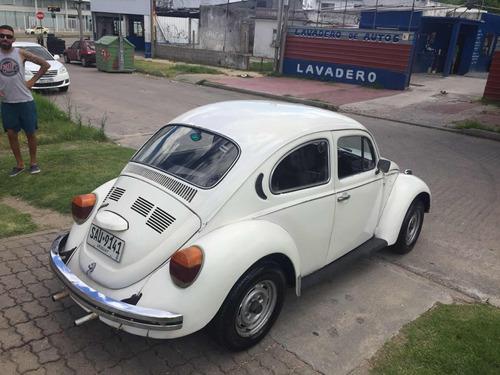 volkswagen fusca 1.6 dos carbur escarabajo