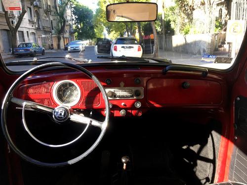 volkswagen fusca alemán 1500 año 1970