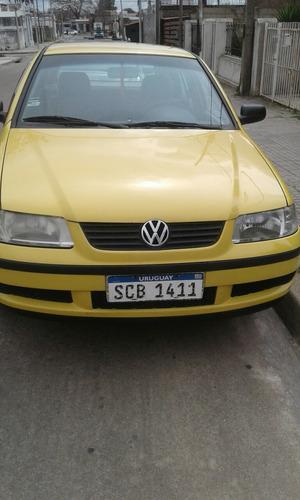 volkswagen gol 1.0 gl mi 2000