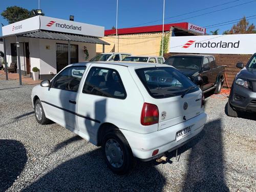 volkswagen gol 1.6 cli dh nuevo! 2500 y cuotas!!