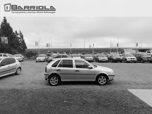 volkswagen gol diesel 1999 excelente estado - barriola
