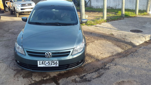 volkswagen gol sedan 1.6 comfortline plus 101cv 2010