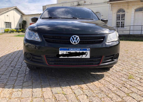 volkswagen gol sedan 1.6 highline 101cv 2013
