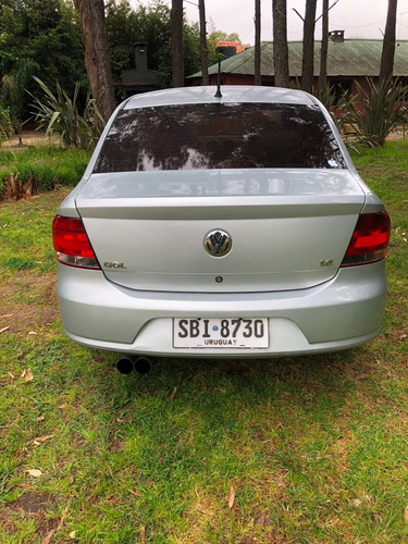 volkswagen gol sedan 1.6 power. impecable! financio !