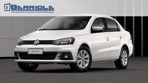 volkswagen gol sedan power/comfort 2018 0km - barriola