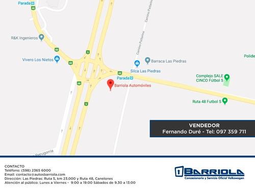 volkswagen gol trendline 2018 0km - barriola