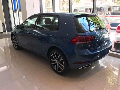 volkswagen golf automático azul seda 0km - werner bernheim