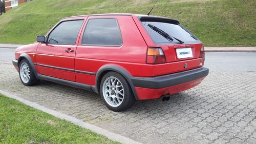 volkswagen golf gti  1.8 año  1990   único impecable estado